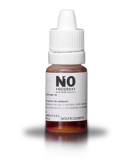Lichid Glicerina Vegetala tigara electronica NiCOTEN, Diverse arome, 1,6% nicotina